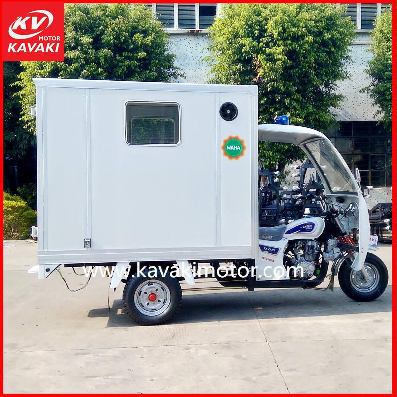 De calidad superior Nuevo estilo moto taxi <span class=keywords><strong>triciclo</strong></span> <span class=keywords><strong>proveedores</strong></span> a nigeria <span class=keywords><strong>triciclo</strong></span> cabina con caja de carga cerrada