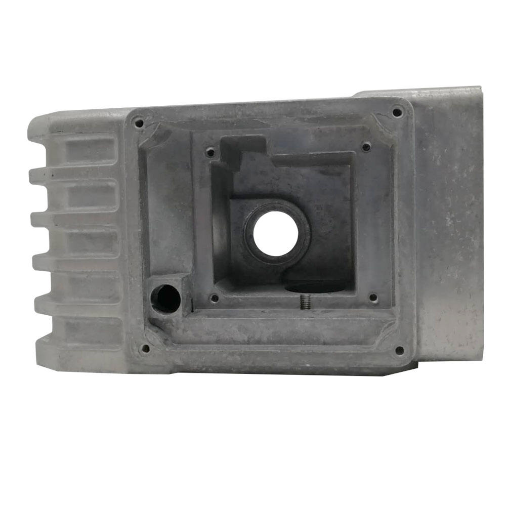 China Factory Made Die Casting Custom Natural Color ADC12 Metal Parts