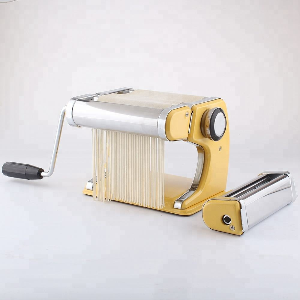 Manual Noodle Press Machine with Pasta Roller