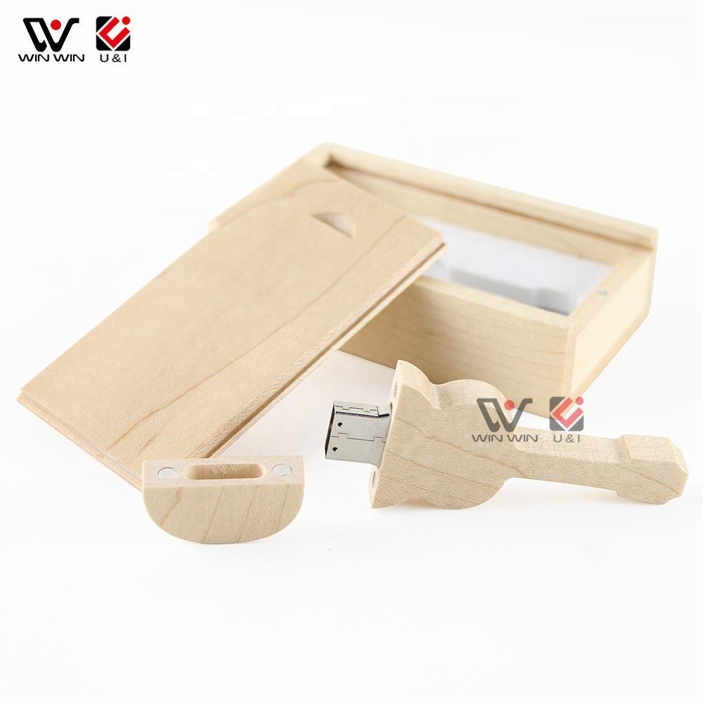 ウェディングギフトカスタマイズされた木製の Usb フラッシュドライブボックスペンドライブ 4 ギガバイト 8 ギガバイト 16 ギガバイト USB 結婚式のため