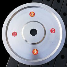 China wholesale gym used competition stainless steel weight plate  fitness equipment for gym use