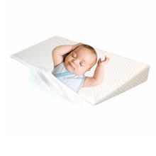 Triangle Incline Safe Lift Universal Foam Sleep Positioner and Baby Crib Wedge