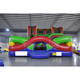 inflatable obstacle course water vertical rush obstacle course inflatable