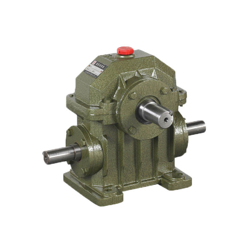 WPA series 40-250 worm reducer transmission gearbox with dual worm gear