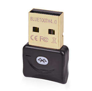 Usb bluetooth receptor transmisor V 4,0 de modo Dual Dongle inalámbrico venta al por mayor de la RSE 4,0 USB 2,0/3,0 para Win7 Vista XP