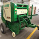China hay baler with top quality