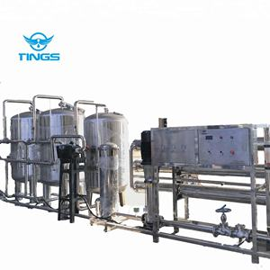 Professional automatic ro water treatment plant price