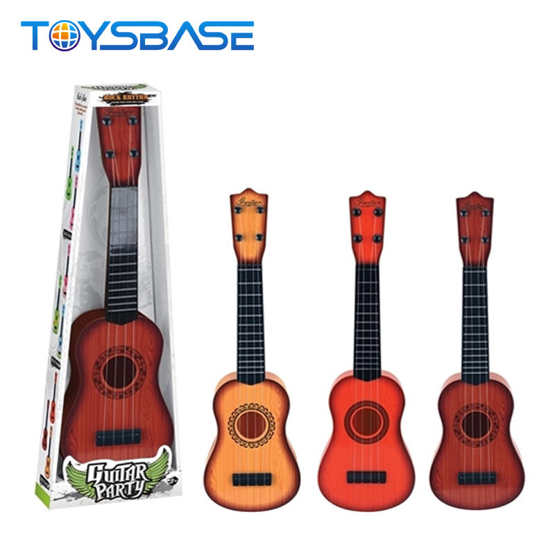 New Children Music Instrument Toy Mini Bass Guitar
