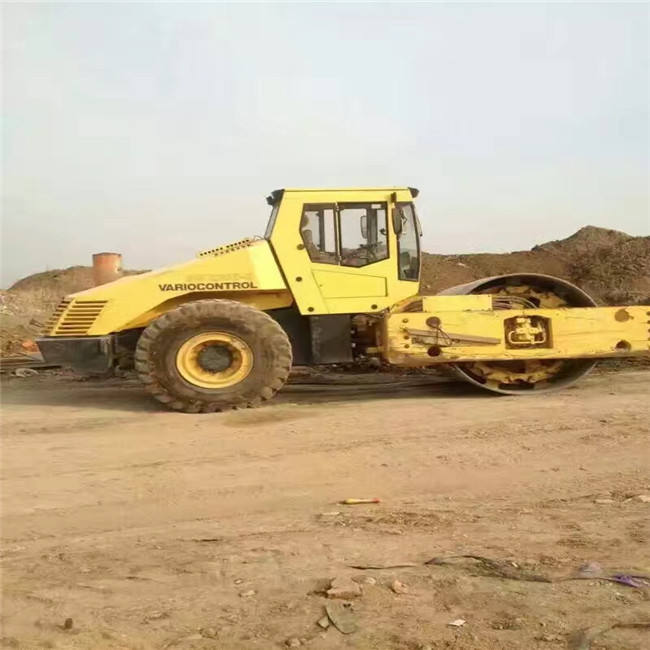 Used road roller BOMAG BW225D-3 Used germany compactor for sale