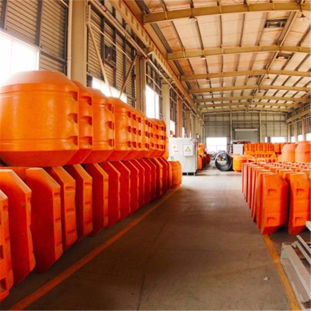 Hdpe Plastic Large Diameter Dredge Pontoon