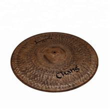"Chang B20 OEM 16"" Crash Cymbals  Immortal Raw Factory Cymbals"