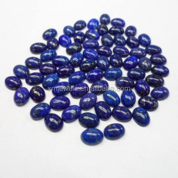 <span class=keywords><strong>Afghanistan</strong></span> <span class=keywords><strong>Lapis</strong></span> <span class=keywords><strong>Lazuli</strong></span> steen Loose Cabochons Ovaal 6x8mm