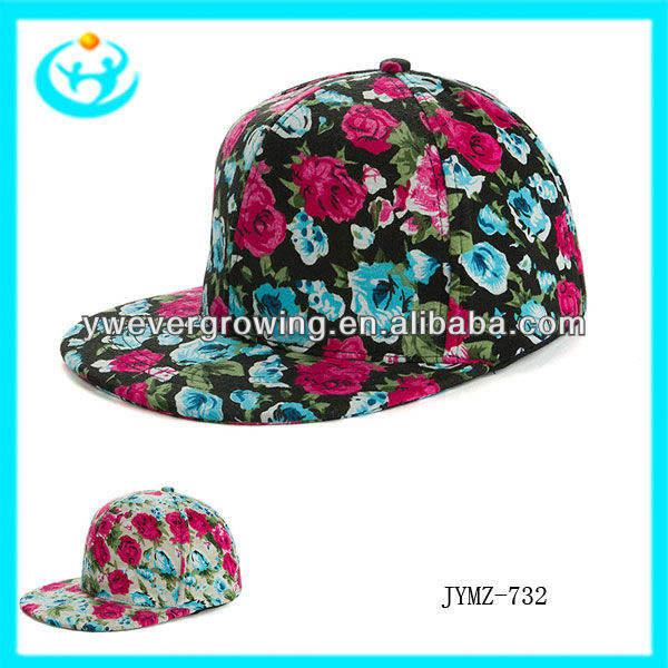 2013 de moda de alta calidad al por mayor de béisbol sombreros sombreros de la tapa para las mujeres y los hombres snapback cap