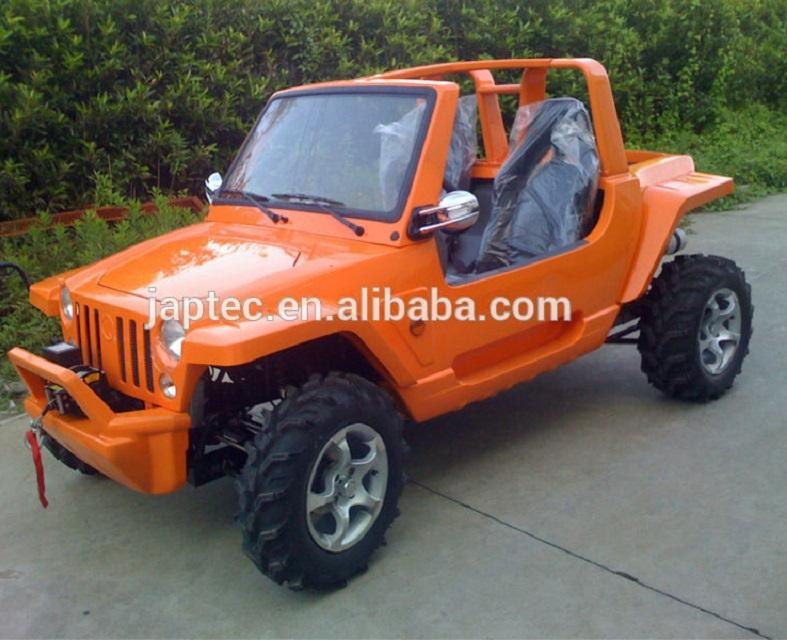 MINI JEEP 4x2 EEC 800cc aprobado con waterpoof para la venta