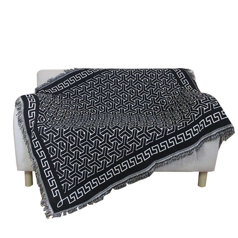 Newest reasonable price large wool outdoor beach blanket large
