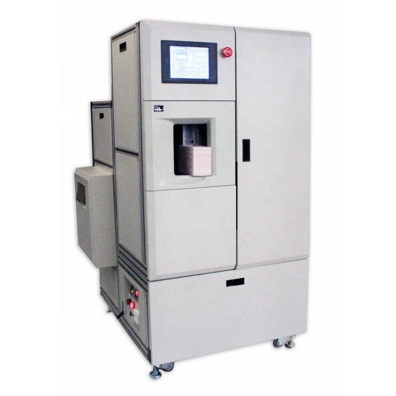 Professional Cash Processing Equipment GA-KS6000TRJ Currency Shrink Packaging Machine
