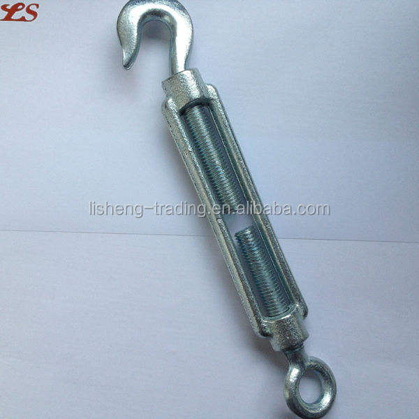 2015 New Product Small Plastic Turnbuckle