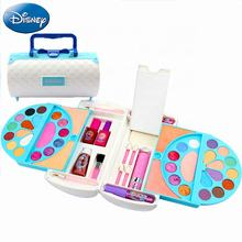 Disney Frozen cute mirror purse cosmetic toys Fashionable Makeup kit cosmetics makeup kit