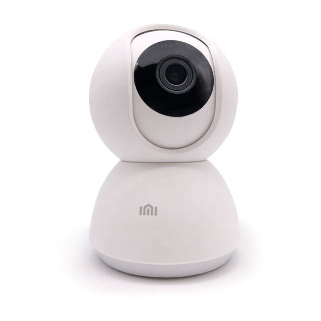 2019 New 1080P Full HD Security Camera Panoramic Home Wireless IP Camera with Two-Way Audio Motion Detection