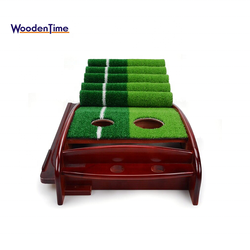 Factory best selling Golf Putting Mat/mini Golf Course/golf Putting Trainer