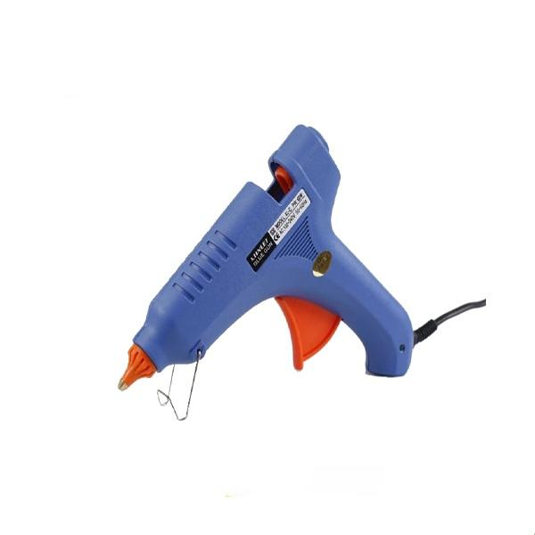 DIY use hot melt glue gun 10-40W with different color option with/no switch for Art craft/school