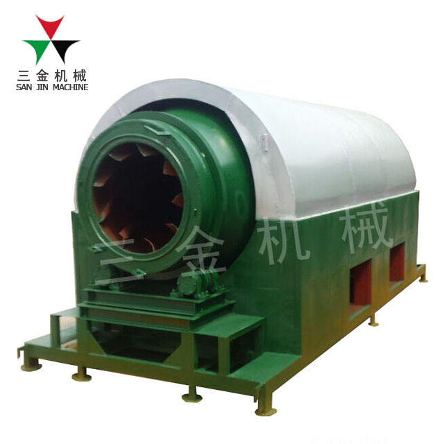 Rapid design wood chips charcoal making machine price sawdust continuous carbonization furnace