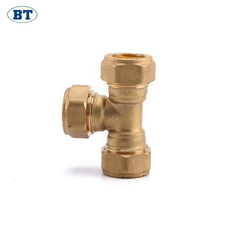 Pipe Pipe Fitting BT6021 Good Quality Brass Pipe Laboratory China Bathroom Fittings