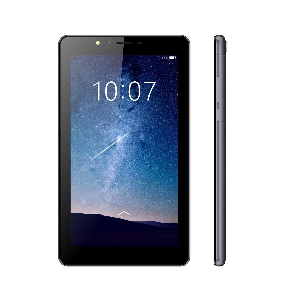 7 inch MTK Quad Core 3G WCDMA 2 SIM Cards Phone Calling Tablet PC GMS Android 8.1OS IPS 1024x600 1GB RAM 16GB ROM Tablet PC
