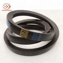 Good quality rubber lawn mower v belts