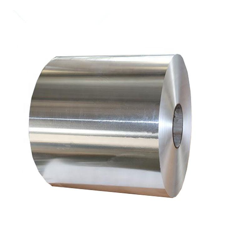China price 0.5mm 0.8mm thickness coated roll 3003 3005 3105 h24 h26 h28 Aluminum Coil for beverage cans trailer roof binds