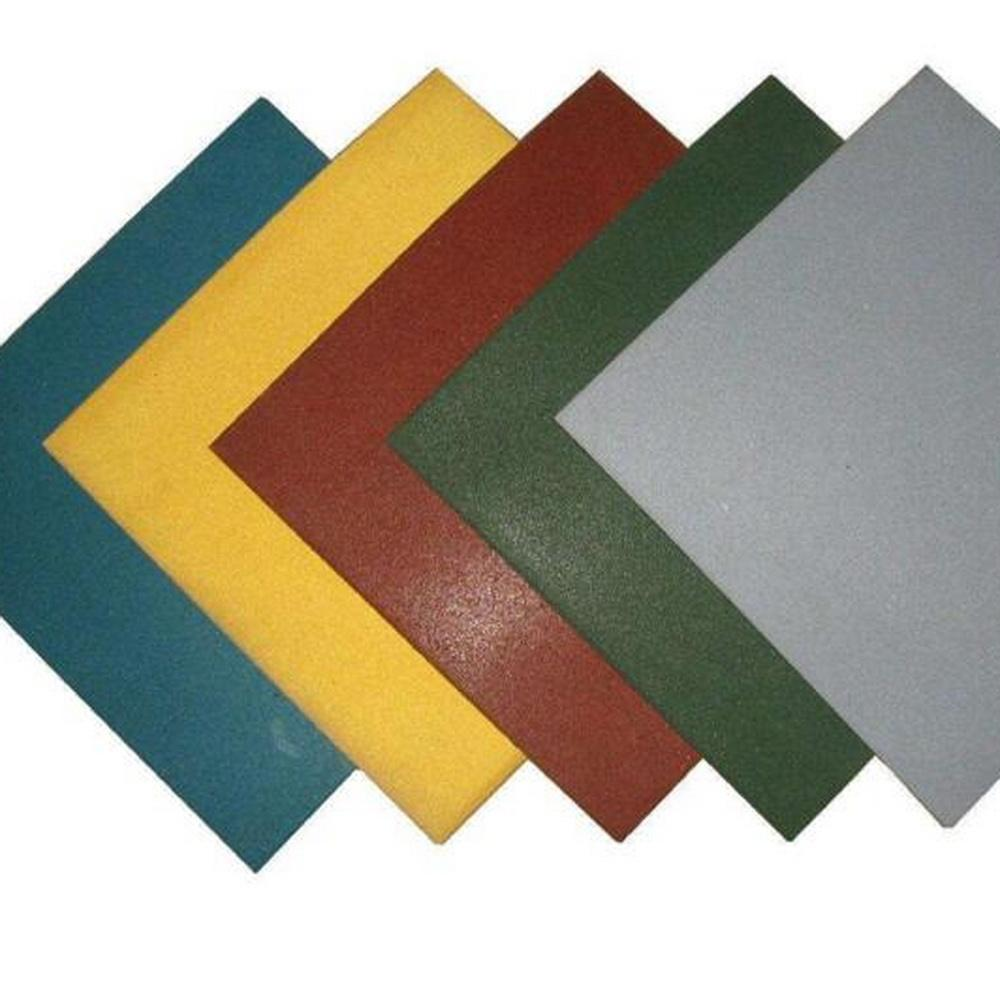 Anti extrusion popular driveway recycled rubber mats