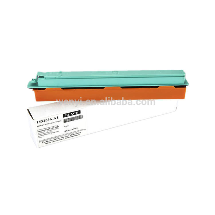6020 toner cartridges for color Laser Multi-Funtion Printer KX-MC6020