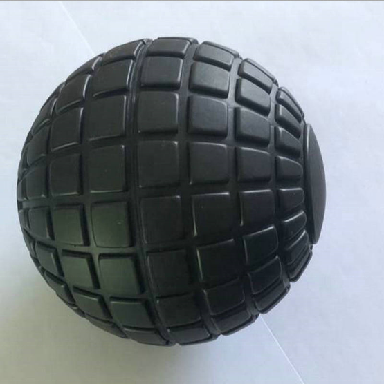 2019 Amazon hot sell product Free sample eva massage ball 12.5cm for Muscle relaxation Fitness
