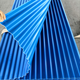 Plastic corrugated roofing plate upvc roof sheet uv ray proof tile production machine