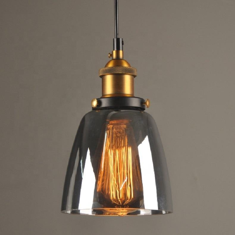 North EU popular led edison bulb 4w pendant lights vintage antique pendant light