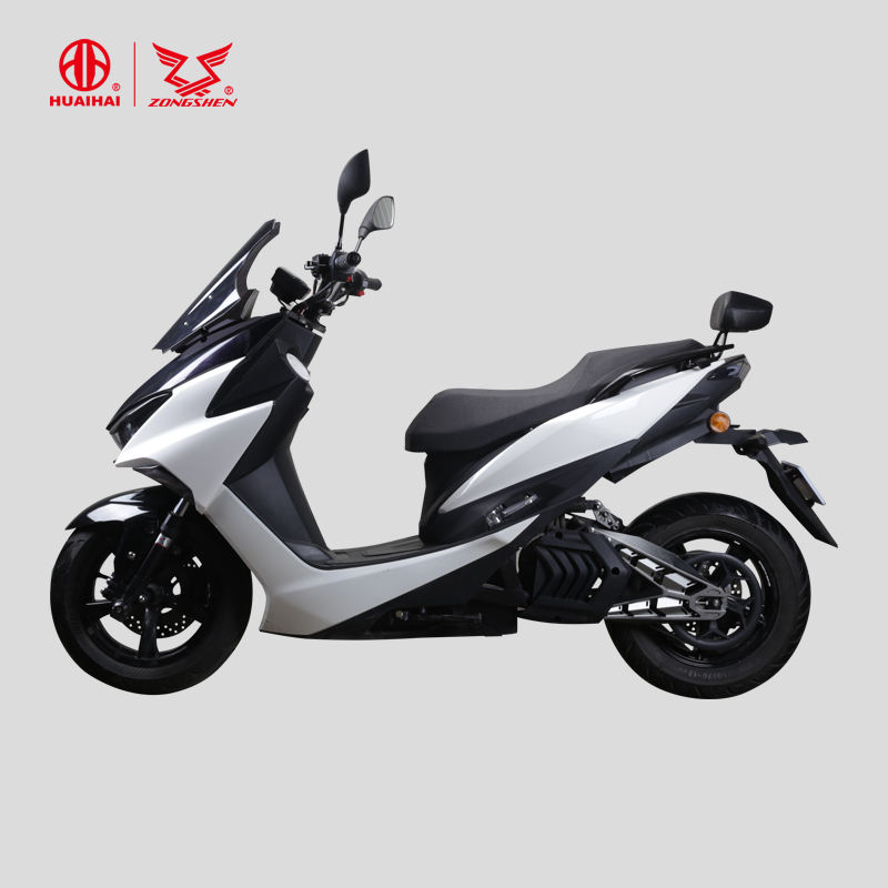 Wuxi Zongshen Fast Speed Electric 72V 3000W Motorcycle