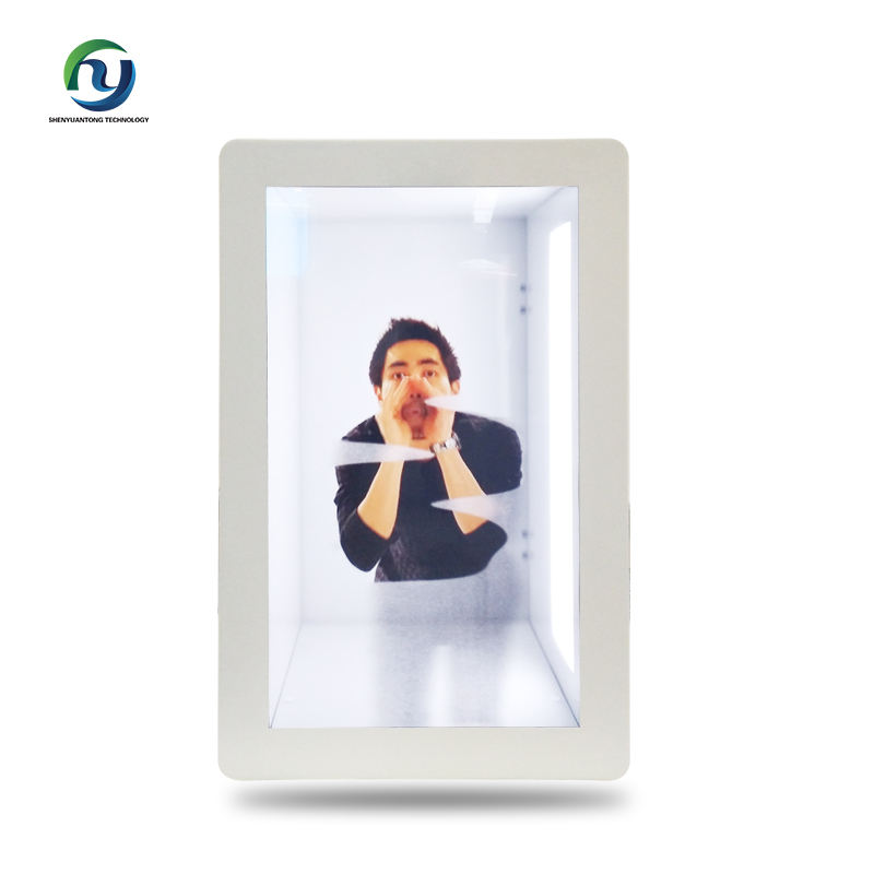 Flexible Oled Transparent Werbung LCD Display/Transparent LCD Screen