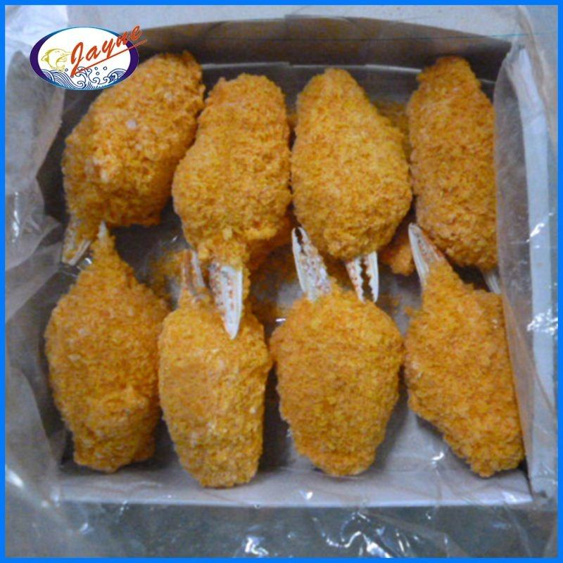 Wholesale high quality delicious surimi breaded crab claw 250g, 750g,1kg/Box