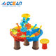 Outdoor fun Juguetes de playa games sand box for kids with 23pcs plastic mold