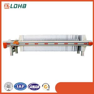 G100-100 Harga Filter Press Produsen