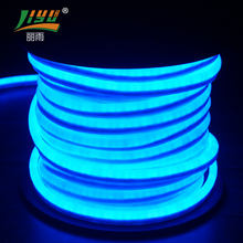 24v color changing blue neon led 12w/m 56led/m 5050 rgb smd strip light