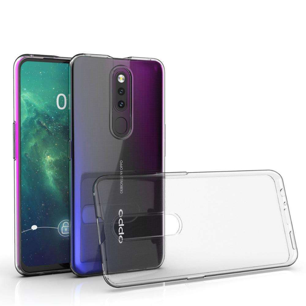 Non Slip Clear Transparant Soft TPU <span class=keywords><strong>Mobiele</strong></span> Cover <span class=keywords><strong>Mobiele</strong></span> <span class=keywords><strong>Telefoon</strong></span> Geval Voor OPPO <span class=keywords><strong>F11</strong></span> PRO