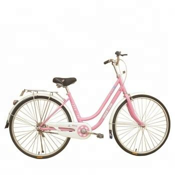 Cheap single speed 24inch lady city bike bicycle for sale