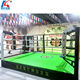 professional miniature wrestling ring outdoor mma cage boxing ring