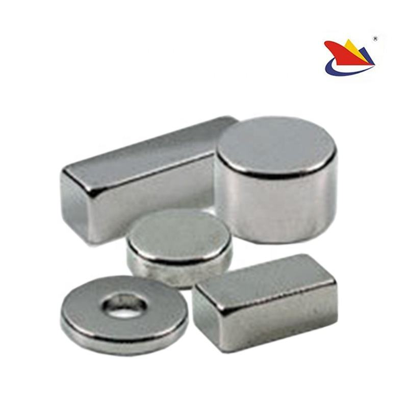 Qualifid Neodymium Iron Boron/NdFeB N35/N42 Block/Segment Nickel/Zinc/Zn Coated