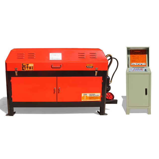 GT4-12A Wire Rod Straightening Cutting Machine with High Quality