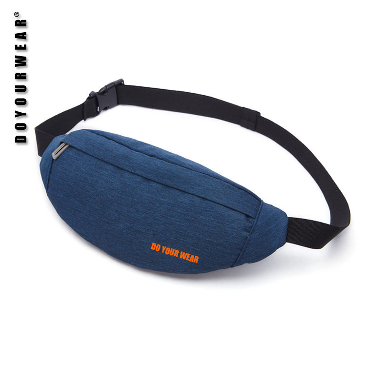 Custom Wholesale Fanny Pack Waist Bag Bum Pack Bag For Men Women