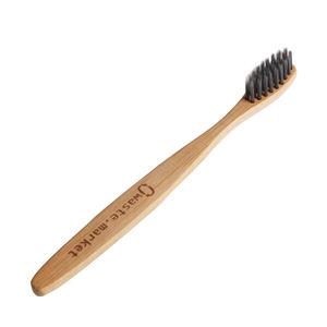 bán buôn vật liệu tre dùng một lần bàn chải đánh răng khách sạn người lớn bàn chải đánh răng du lịch