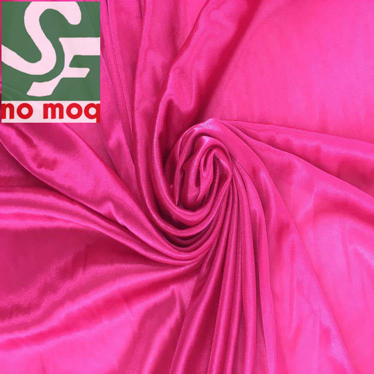 Brushed 100% Poly Trinda 100 Polyester Tricot Fabric