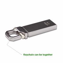 Top Quality Usb Flash Drive Silver Metal Waterproof Pen Drive 4Gb 8Gb 16Gb 32Gb 64Gb V250 U Disk Pendrive Rectangle Usb 2.0
